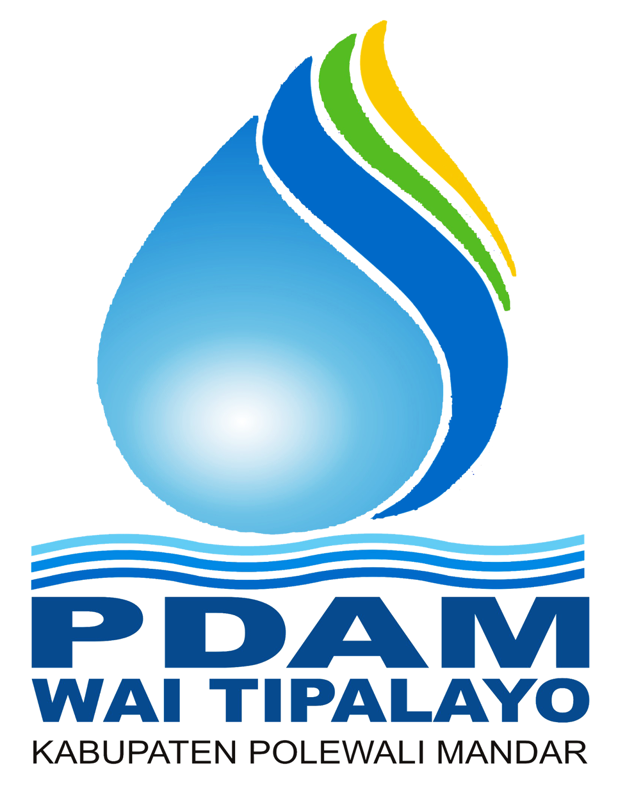 Makna dan Logo  PDAM POLMAN PDAM Polewali Mandar