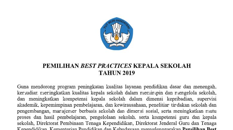 Best Practice Kegiatan Pkp Guru Sd Kelas Tinggi Info Pendidikan Terbaru