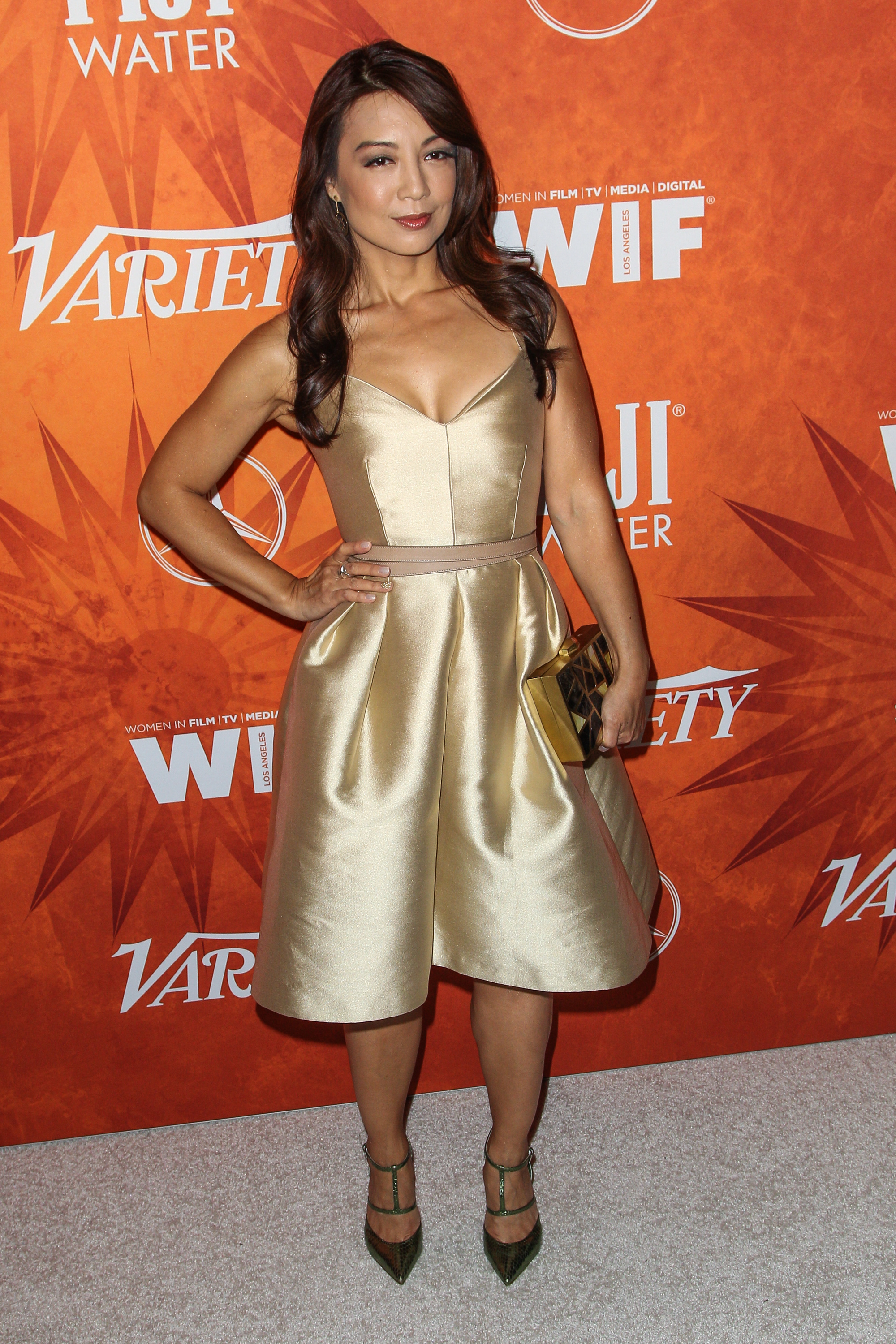 Cleavage Ming-Na Wen nude (45 photo), Fappening