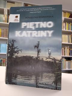 """Piętno Katriny"" Agnieszka Bednarska - recenzja"