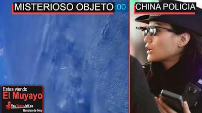 Misterioso objeto captado desde Tesla Espacial, Gafas Inteligentes, Instagram, OnePlus | El Muyayo