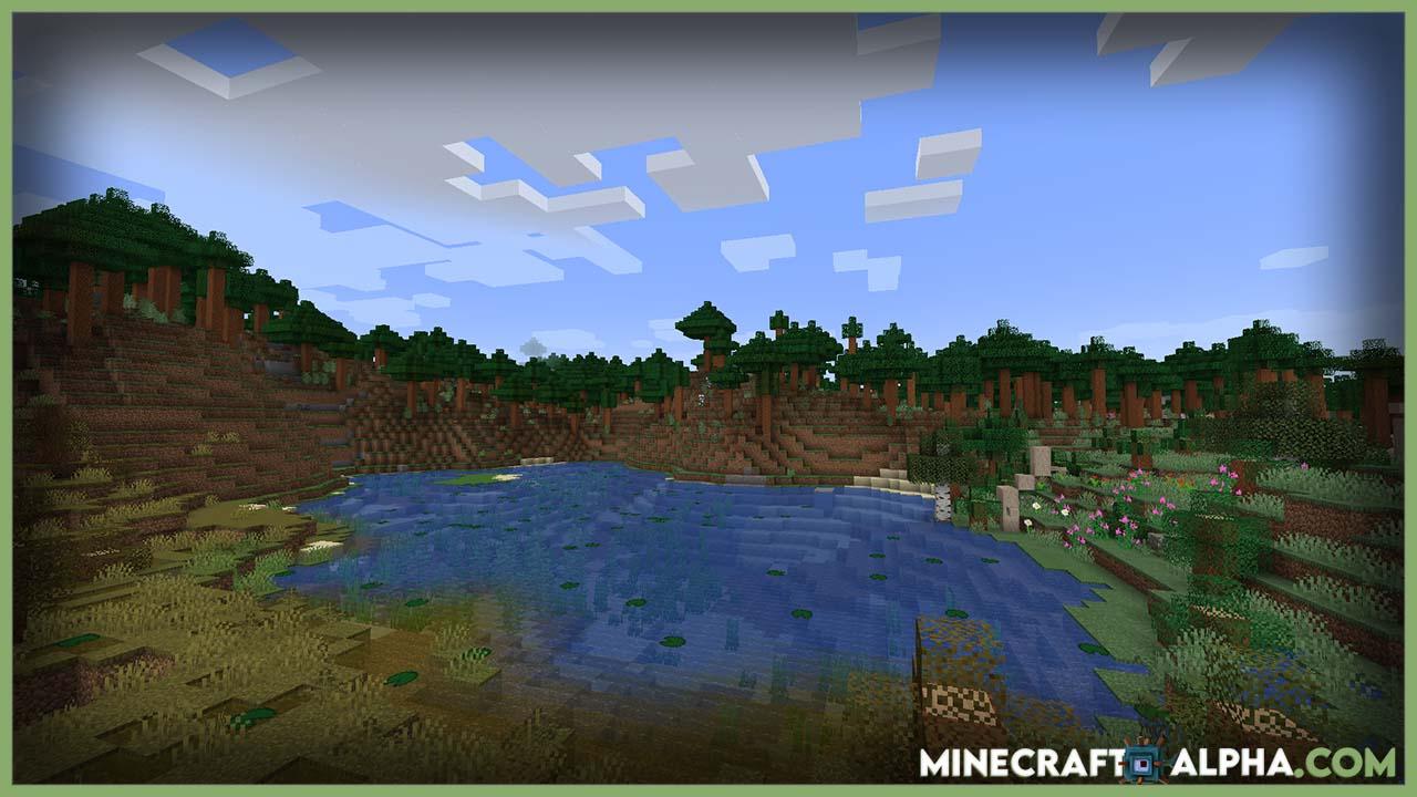 Minecraft Lakeside