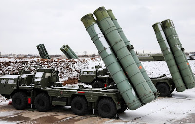 US Secretary Of State Urges Turkish Foreign Minister Not To Retain Russian Systems S-400