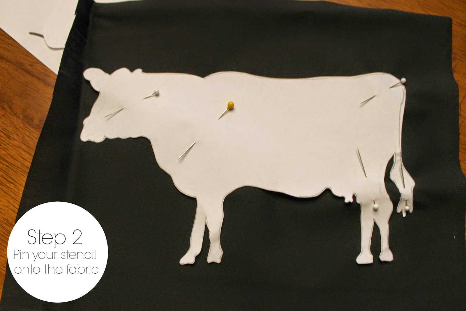 Steer Stencil Show Cow Stencil Related Keywords Show Cow Stencil Long