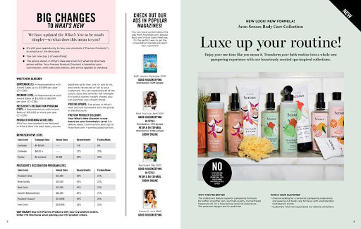#Avon What's New Brochure Campaign 14 2020 - #Demo Book For Reps!