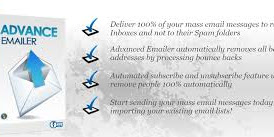 Advanced Emailer 7.0 Cracked – Send Your Bulk Emails With Ease Crack
