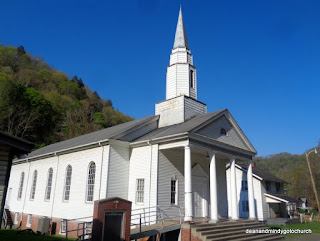 Caretta Methodist Church, WV