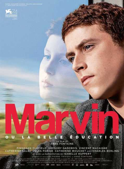 "VER ONLINE Y DESCARGAR PELICULA ""Marvin o La Bella Educacion - Marvin Ou La Belle Education"""