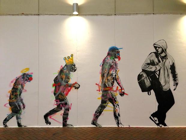 Japanese Street Art Tokyo