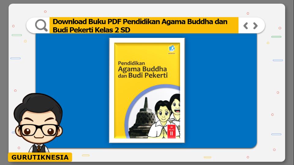 download buku pdf pendidikan agama buddha dan budi pekerti kelas 2 sd