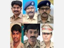தமிழகத்தில் 27 IPS- அதிகாரிகள் அதிரடி மாற்றம்..!!