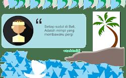 Taburan Mimpi di Sudut Surgawi Bali