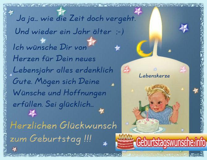 Ten Facts That Nobody Told You About Geburtstagsspruche Zum Ersten