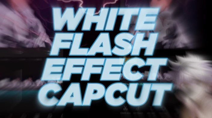 White Flash Capcut