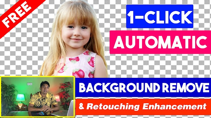1-Click Automatic Background Remove Online and Auto Retouching Online Tips and Tricks