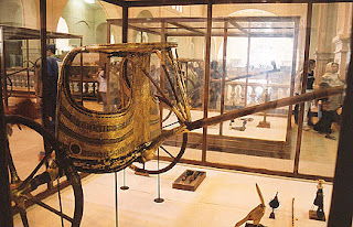 The Chariot of Tutankhamun