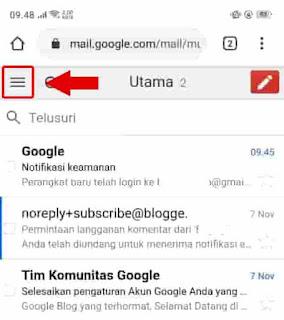 Panduan Cara Mengeluarkan Akun Gmail di HP dan PC Lengkap Dengan Gambar 2