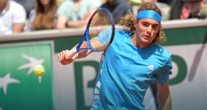 Stefanos Tsitsipas French Open 2019