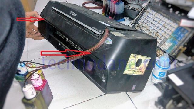 Printer Epson T11 dan C90 Berbunyi Keras Pada Saat Print dan Head cleaning