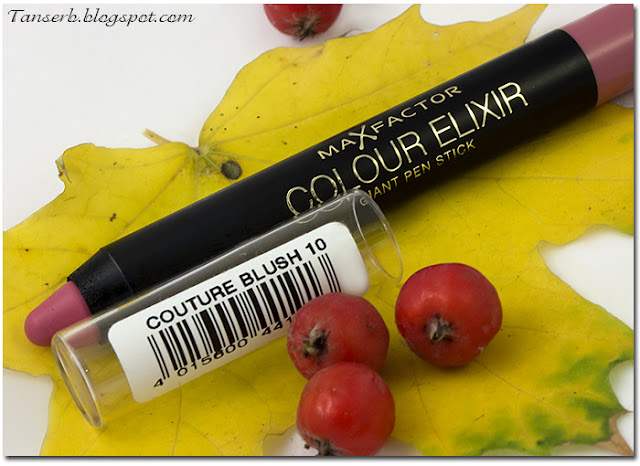 MaXfactor Color Elixir Giant pen stick № 10 Couture Blush