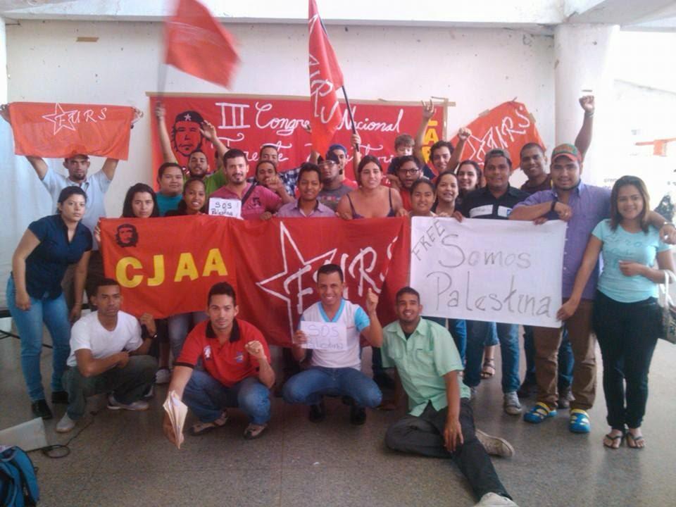 (Audio) Se realiza el III Congreso del FURS en Lara