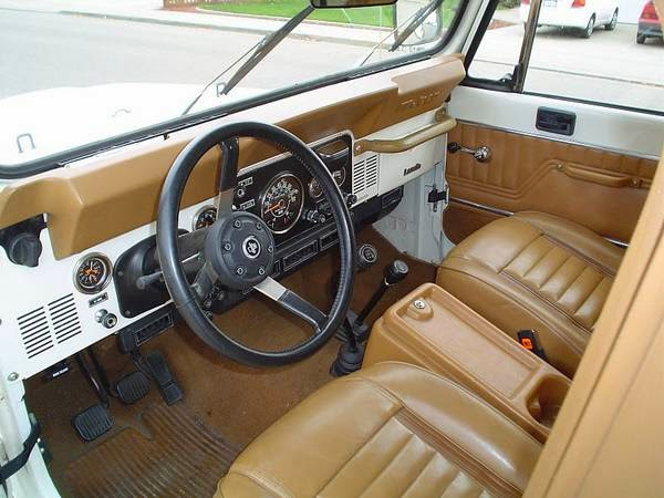 4X4 Van For Sale >> Excellent, 1985 Jeep CJ7 Laredo Palm - 4x4 Cars