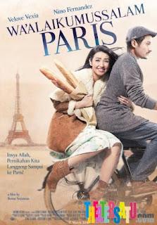berbagai film gres bermunculan menyerupai film Bulan terbelah dilangit Amerika Download Film Walaikumsalam Paris 2016 Tersedia