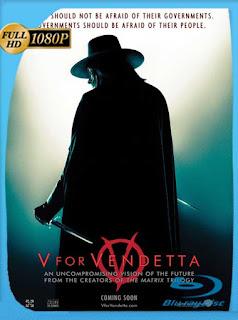 V de venganza (2005) HD [1080p] Latino [GoogleDrive] SilvestreHD