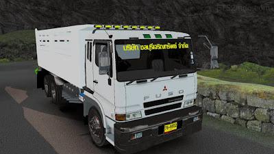 MITSUBISHI FUSO 1.35