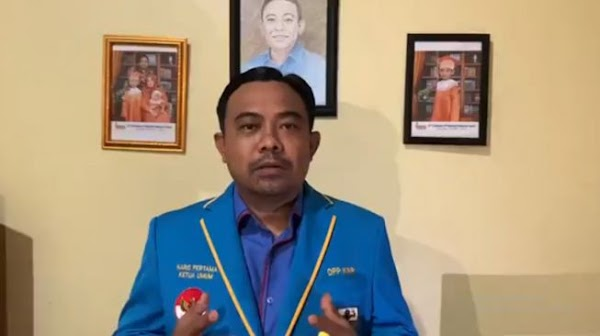 Rapat Pleno Pemecatan Ketum KNPI Haris Pertama Dinilai Abal-abal