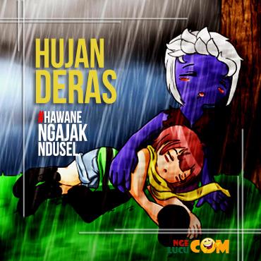 Download DP BBM Hujan Lebat Terbaru
