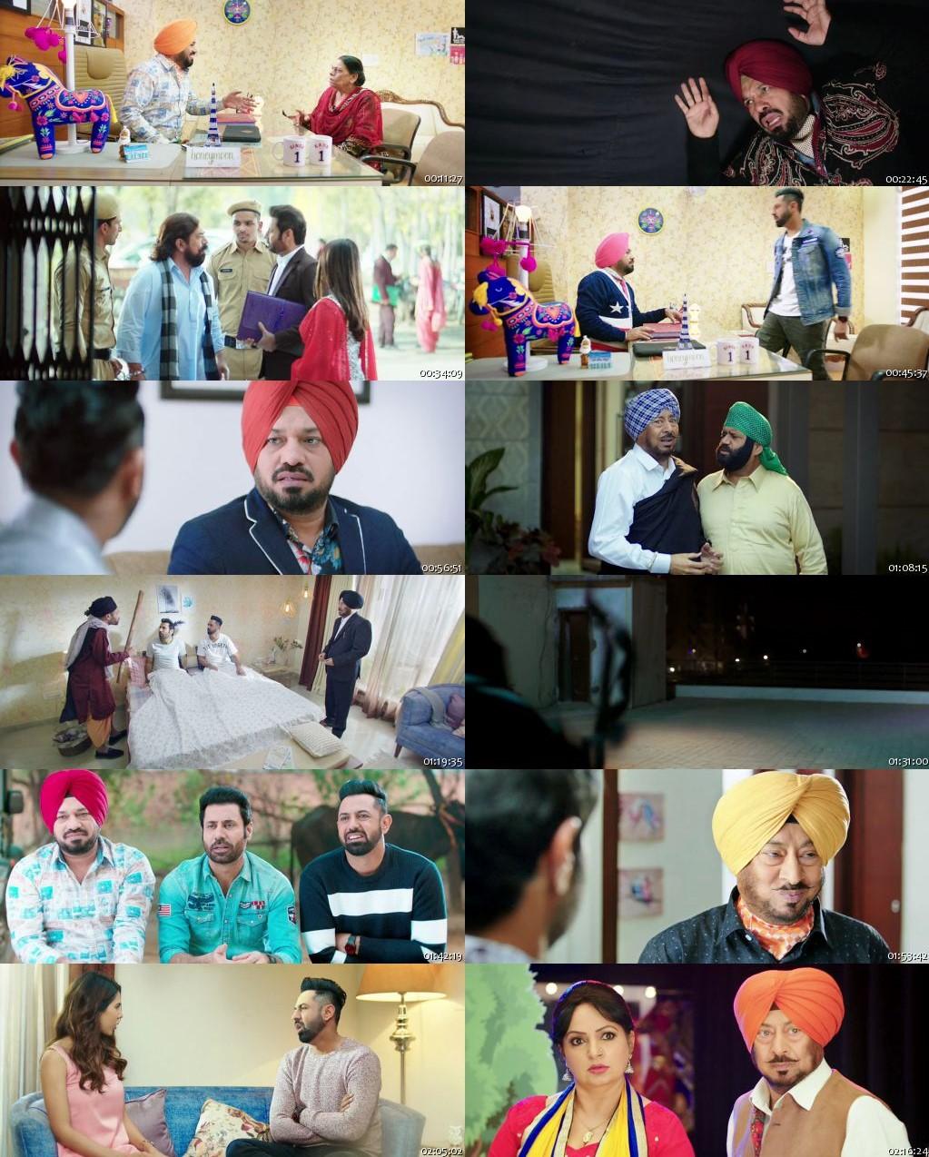 Carry on Jatta 2 2018 Full Punjabi Movie Online Watch HDRip 720p ESub