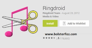 Ringdroid for PC Windows