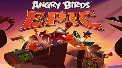 Download Game Android Gratis Angry Birds Epic apk + obb