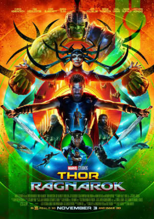 Thor Ragnarok (2017) HDRip 720p Dual Audio In Hindi English