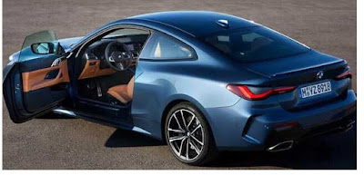 BMW 4 Series Coupe makes official debut