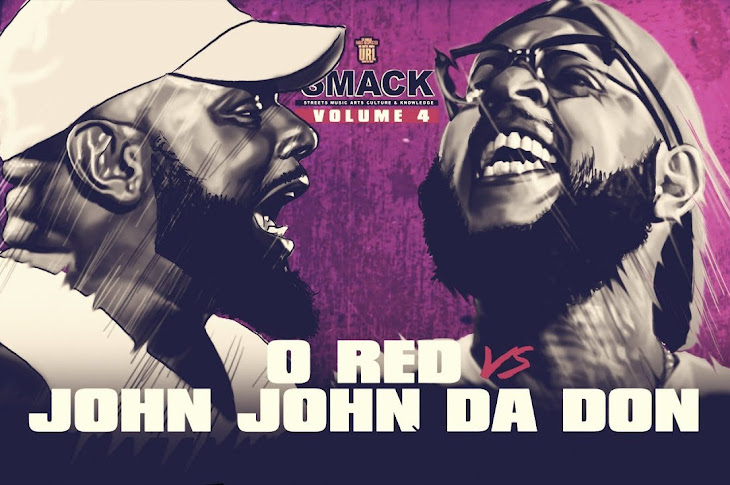 URL Presents: O-Red vs John John Da Don