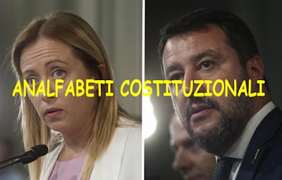 Report : Salvini Meloni