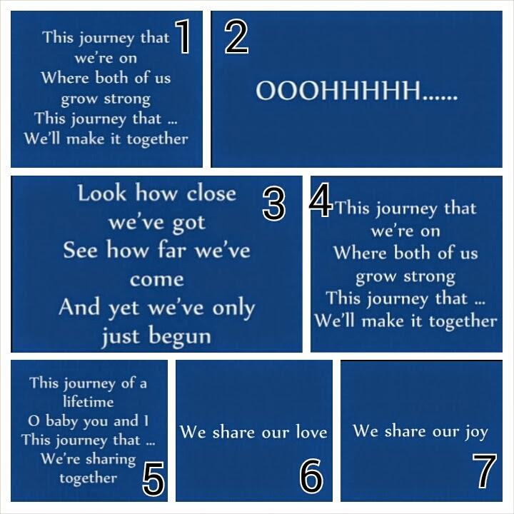 lirik lagu incredible journey susu friso