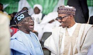 Tinubu ya sanar da ni wasu abubuwa da ban sani ba-Buhari