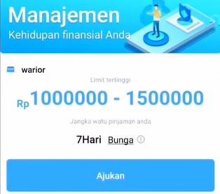 kredi dana pinjaman online