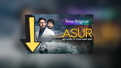 Asur Web Series Full Episode Download Review