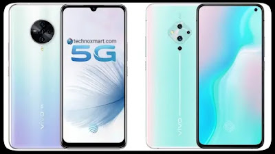 Vivo S6 Pro Tips With Dual Front Cameras, 33W Fast Charging & Price Also Leaks