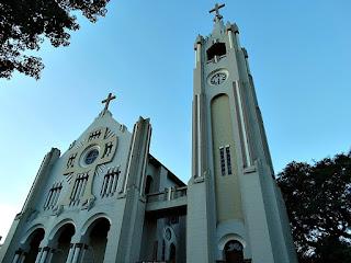 Igreja Matriz São Roque - Faxinal do Soturno (RS)