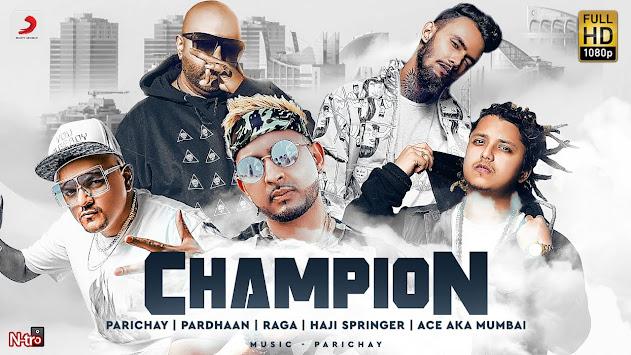 Champion Song Lyrics - Parichay   Pardhaan   RAGA   Haji Springer   Ace   Latest Hindi Rap Song 2020   Hip Hop Lyrics Planet