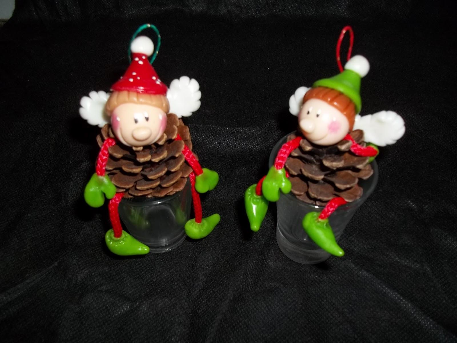 Porcelana fria adornos navide os for Adornos navidenos en porcelana fria utilisima