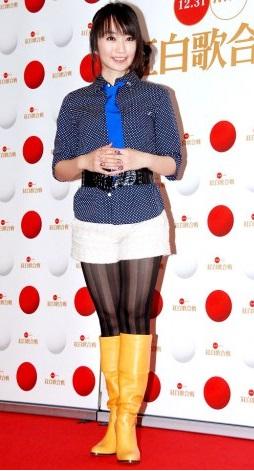 Foto de Nana Mizuki posando parada