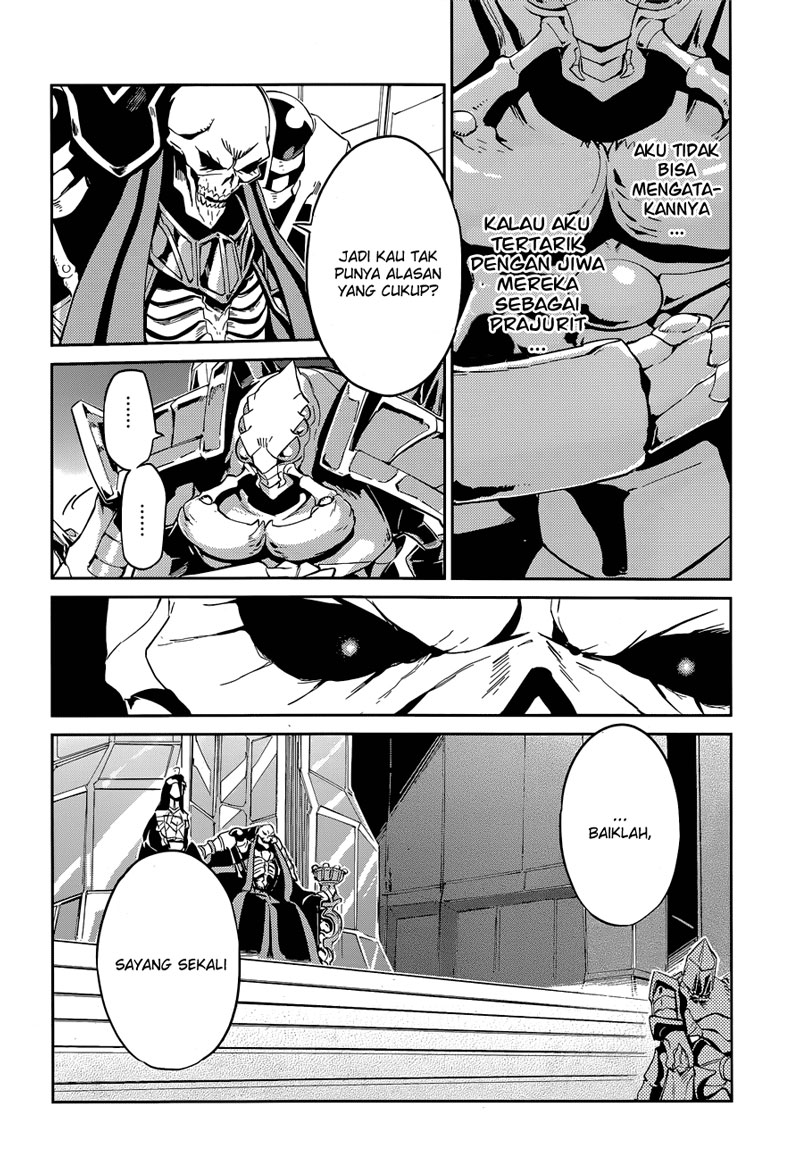 Overlord chapter 23 Bahasa Indonesia
