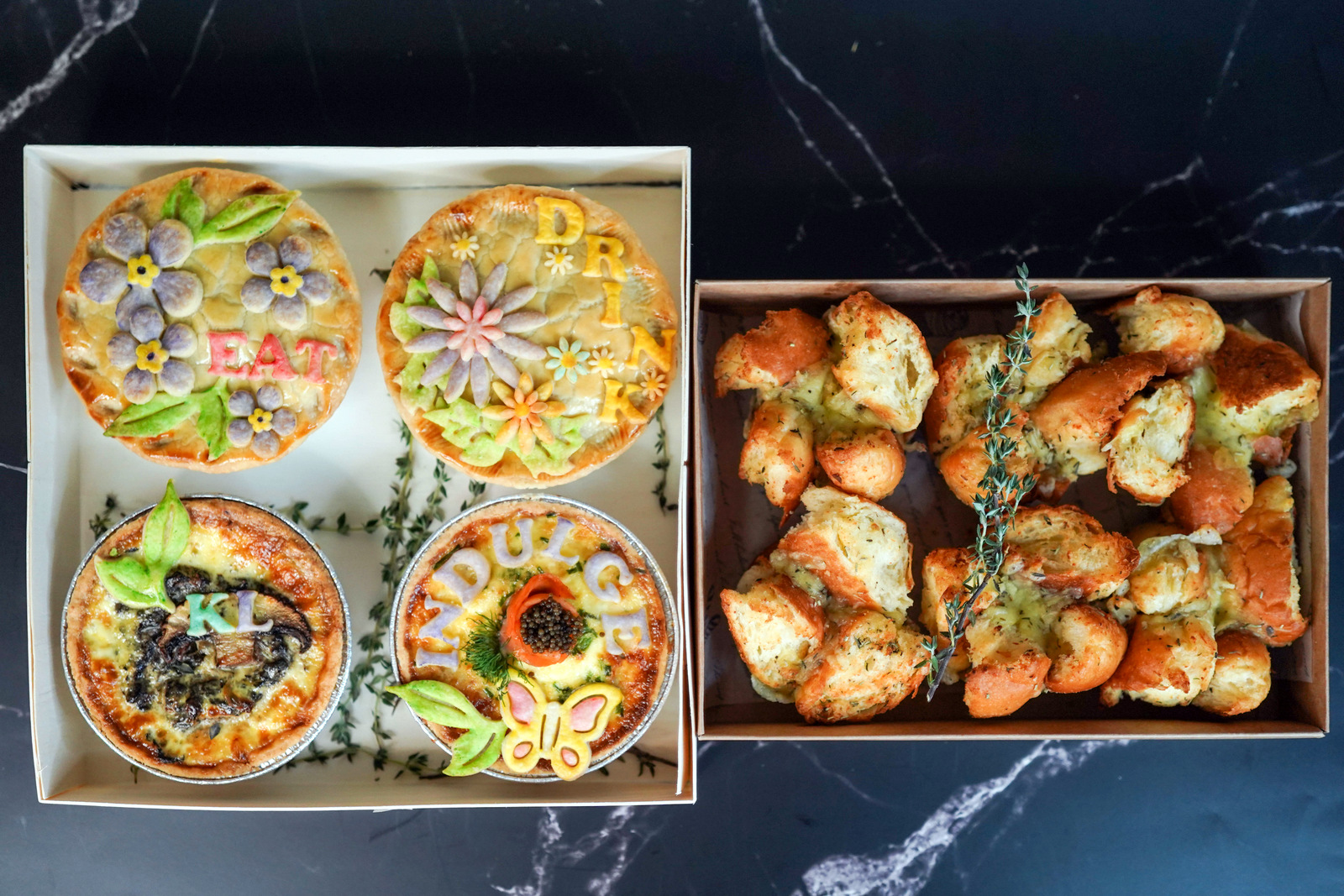 Indulge Family: Melt-in-the-mouth artisanal pies & pastries with designer crusts