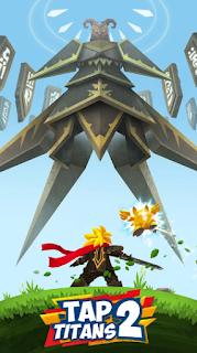 Tap Titans 2 v2.3.2 MOD APK (Unlimited Gems/Diamonds/Gold/Mana) Latest Version